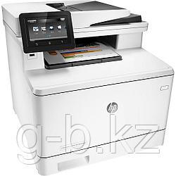 МФП HP Europe LaserJet Pro M477fdw