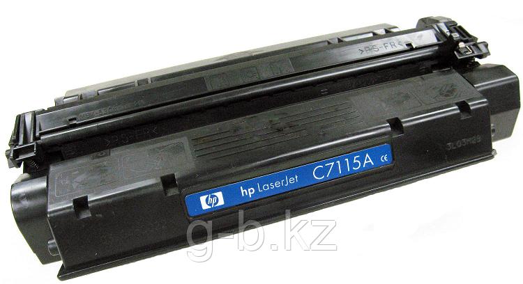 Картридж HP/C7115A/Laser/black