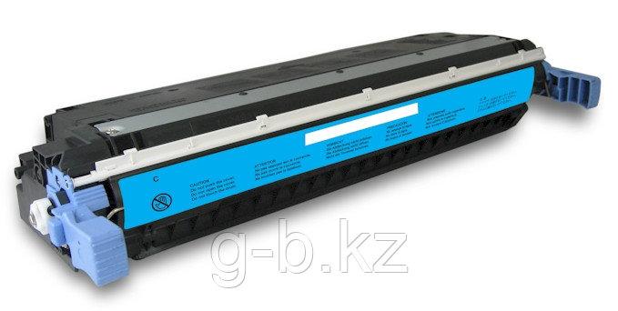 Картридж HP/C9731A/Laser/cyan