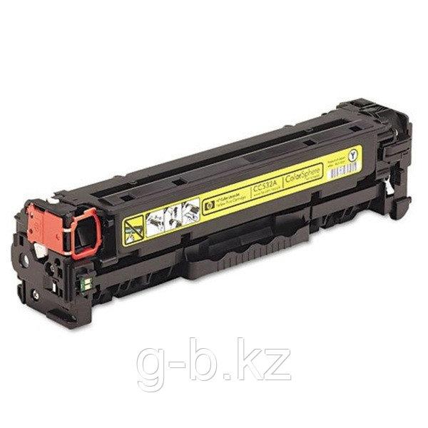 Картридж HP Europe/CC532A/Laser/yellow