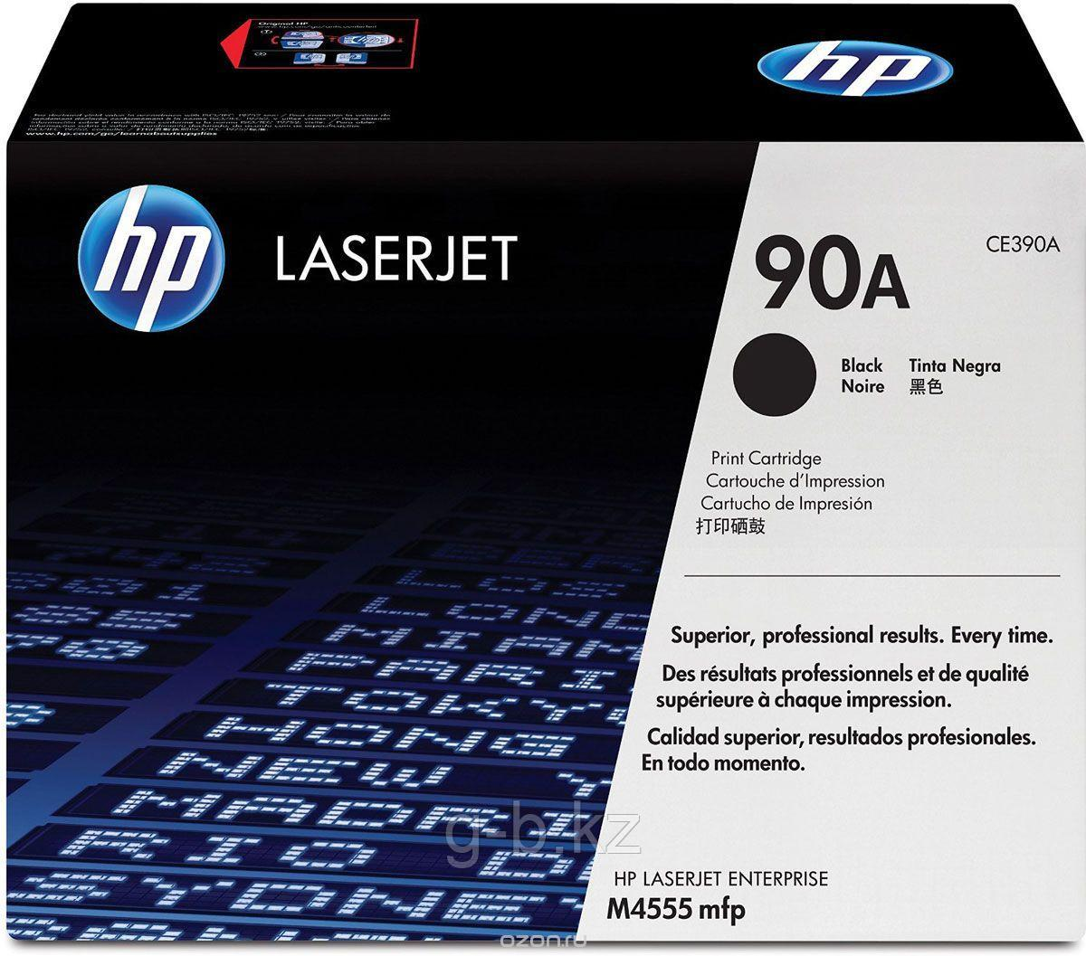 Картридж HP/CE390A/Laser/black