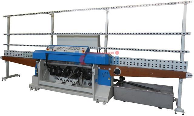 Алмазный инструмент к станку для прямолинейного фацетирования кромки стекла