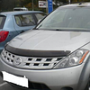 Мухобойка\дефлектор капота на Nissan Murano/Ниссан Mурано 2004-2008