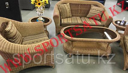 Набор мебели из ротанга для дома и сада
