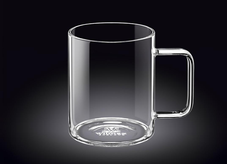 Кружка Wilmax Thermo Glass 500 мл