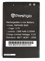 Заводской аккумулятор для Prestigio PAP3400 DUO (PAP3400 Duo,1500mah)