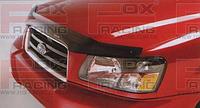 Мухобойка (дефлектор капота) на Subaru Forester /Субару Форестер 2006-2008