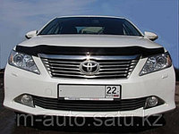Мухобойка (дефлектор капота) Toyota Camry/Тойта Камри 50 2011-
