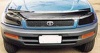Мухобойка (дефлектор капота) Toyota RAV-4/Тойота РАФ4 1996-2000, фото 1