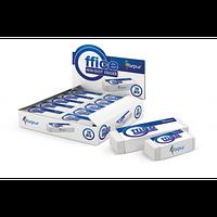 Стирательная резинка Non-Dust, белая, 38х22х10
