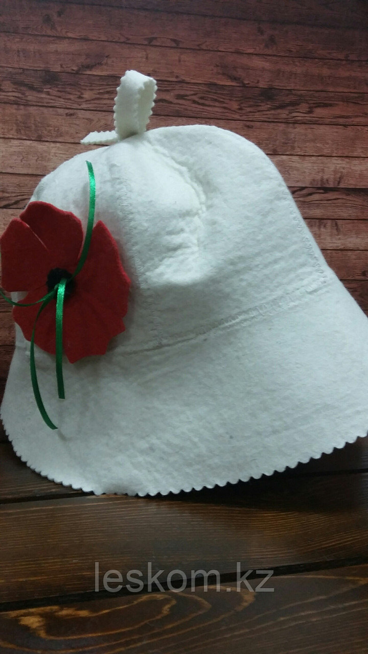 Шляпа ФЛИРТ (белый)