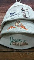 Поступление эксклюзивных шапок для бани!