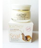 Увлажняющий крем Kaoyo с экстрактом улитки