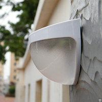 Настенный светильник на солнечных батареях, наружний , фото 1