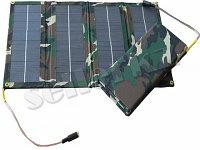 Зарядное устройство на солнечных батареях, 12 Ватт, для смартфона или планшета, фото 1