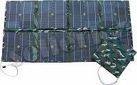 Солнечная зарядка 150 Ватт для ноутбука, планшета, смартфона