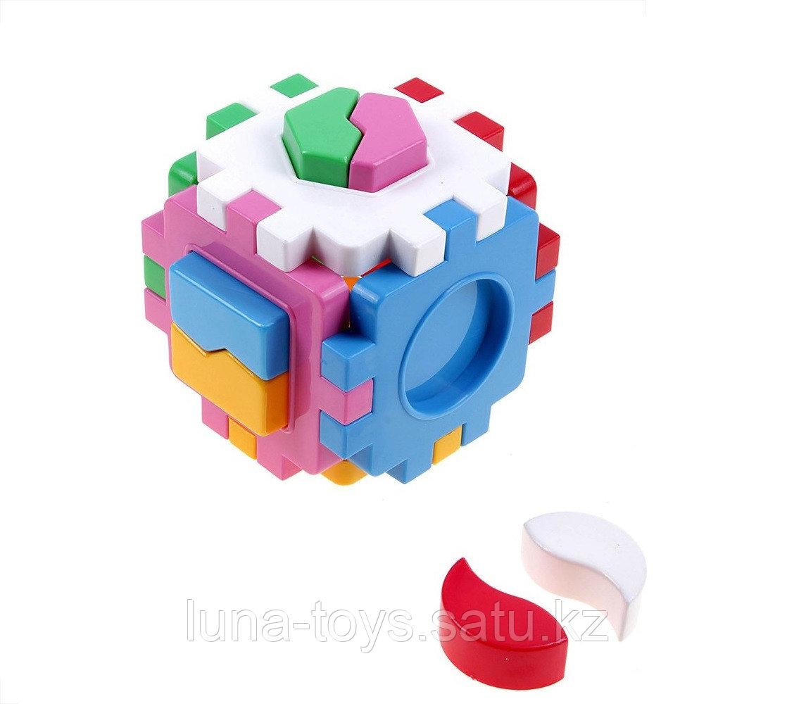 """Игрушка куб """"Умный малыш """" 2452"""