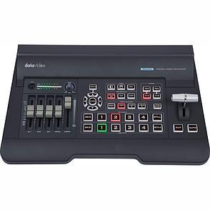 Видеомикшер (ПТС) Datavideo SE-650, цифровой, 4-х канальный, фото 2