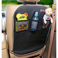 Накидка защитная на спинку сиденья Siger SAFE-1 с карманами