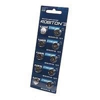 Батарейка Robiton AG10,LR1130,390 1,5v