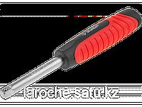 """(27724-1/4) Вороток-отвертка ЗУБР """"МАСТЕР"""" (1/4""""), Cr-V, хромотированное покрытие, 150мм"""