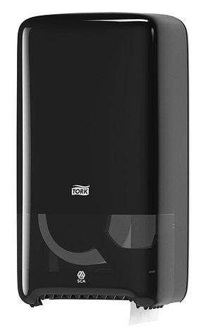 Tork диспенсер для туалетной бумаги Mid-size в миди-рулонах 557508, фото 2