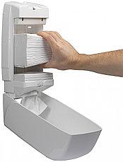 Диспенсер для листовой туалетной бумаги Aquarius 6946, фото 2
