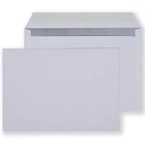 Конверты С6\5 114*229, белый 80гр,отрывная лента, тангир, клапан по длинной стороне, фото 2