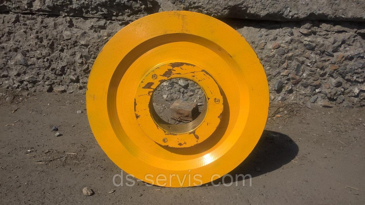 Блок портала подвижный РДК-250  d=400мм, 720.115-74.06.1.000