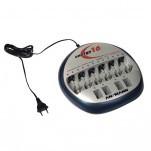 A1169 - зарядное устройство для батарей типоразмеров АА, С, D и 9 В батарей