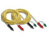 S2039 - 5 кВ измерительные провода, 15 м, 2 шт.