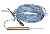 ЗПГТ8.3 - зонд погружаемый для вязких нефтепродуктов, жидкостей (с длиной кабеля 3 м)