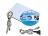 A1291 - Программное обеспечение Eurolink PRO  и интерфейсными кабелями RS232 и USB