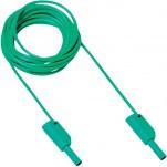 A1012 - измерительный провод, зеленый, 4 м