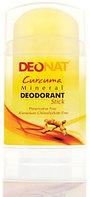 Дезодорант Кристалл - Деонат с Куркумой, стик 80гр, фото 1