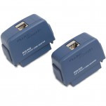 Fluke DSX-PC6S - набор адаптеров для тестирования коммутационных кабелей категории 6