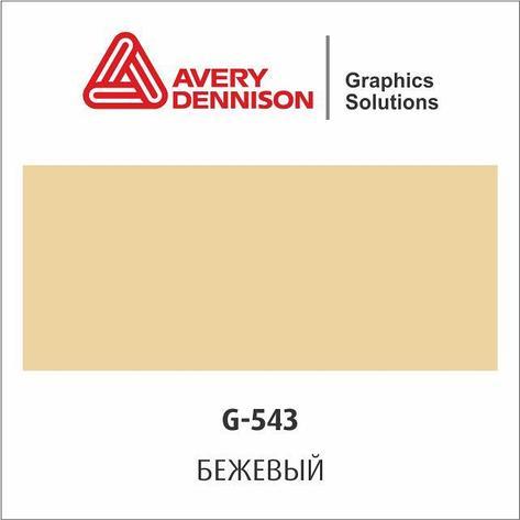 Цветная виниловая пленка AVERY 500 Event Film (G543), фото 2