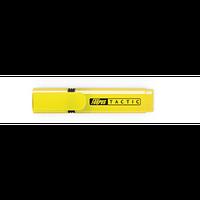 Маркер текстовой TACTIC скош. 2-5мм, желтый