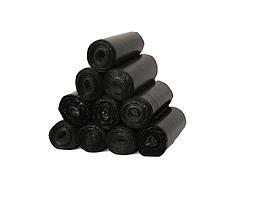 Пакеты для мусора 30 л. 20 шт в рулоне (10мкм)