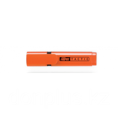 Маркер текстовой TACTIC скош. 2-5мм, красный