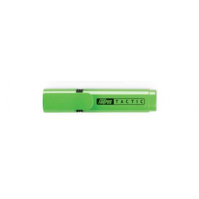 Маркер текстовой скош. 2-5мм, зеленый