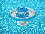 Светодиодный LED плавающий светильник для подсветки бассейнов Intex , фото 4