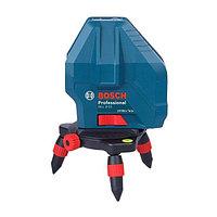 Линейный лазерный нивелир (построитель плоскостей)  GLL 3-15 0601063M00