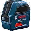 Линейный лазерный нивелир (построитель плоскостей)  GLL 2-10 0601063L00