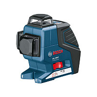 Линейный лазерный нивелир (построитель плоскостей) GLL 3-80 Р 0601063309