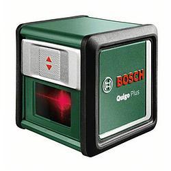 Линейный лазерный нивелир (построитель плоскостей) Quigo Plus 0603663600