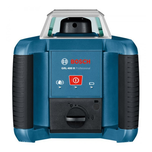 Ротационный лазерный нивелир GRL 400 H SET 0601061800