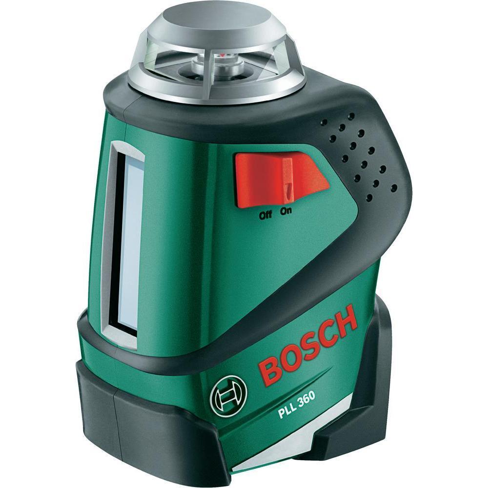 Линейный лазерный нивелир (построитель плоскостей)  PLL 360 0603663020