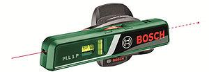 Линейный лазерный нивелир (построитель плоскостей) PLL 1 P 0603663320