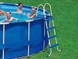 Лестница для бассейна (122см) intex , фото 4